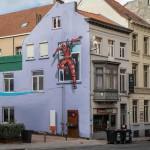 URBAN : Disney+ et toute nouvelle collection d'art de rue immersif en Belgique
