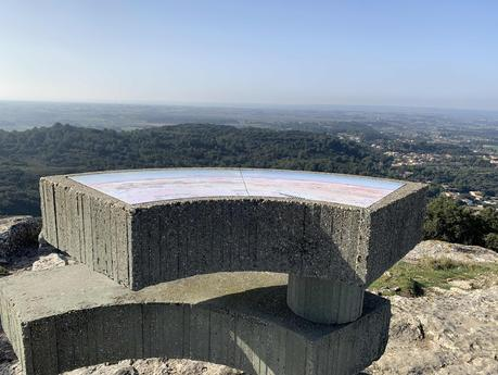 Carte postale du Mont Aiguille et soupirs préconfinés #Gard