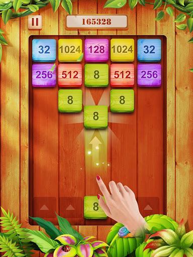 Télécharger Shoot n Merge - Block puzzle APK MOD (Astuce) 2