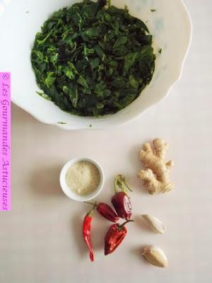 Ma recette de Kimchi (Vegan)