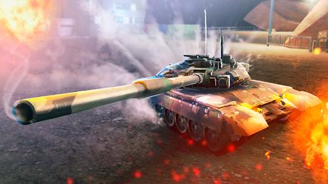Télécharger Iron Tank Assault : Frontline Breaching Storm APK MOD (Astuce) screenshots 4