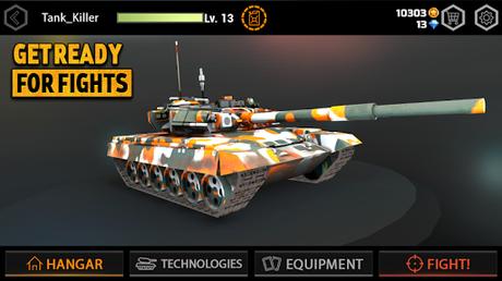 Télécharger Iron Tank Assault : Frontline Breaching Storm APK MOD (Astuce) screenshots 2
