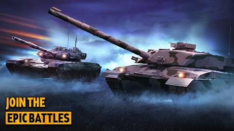 Télécharger Iron Tank Assault : Frontline Breaching Storm APK MOD (Astuce) screenshots 1