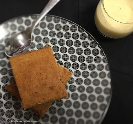 Gâteau creusois au noisettes au companion thermomix ou sans robot