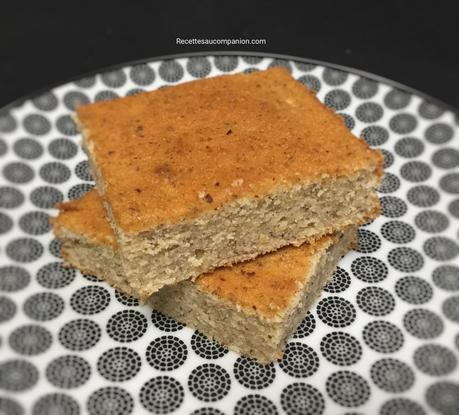 Gâteau creusois aux noisettes au companion thermomix ou sans robot