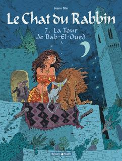 LE CHAT DU RABBIN - vol. 7