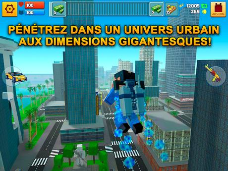 Télécharger Gratuit Block City Wars: Pixel Shooter with Battle Royale APK MOD (Astuce) screenshots 2