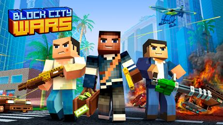 Télécharger Gratuit Block City Wars: Pixel Shooter with Battle Royale APK MOD (Astuce) screenshots 5