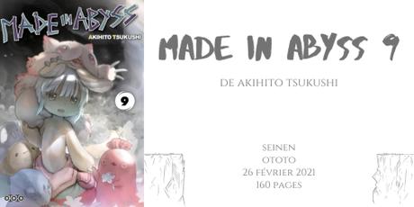 Made in abyss #9 • Akihito Tsukushi