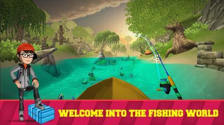 Télécharger Gratuit Ultimate Fishing Simulator : A Real Fisherman  APK MOD (Astuce) 1