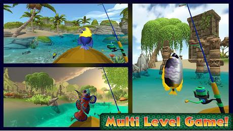 Télécharger Gratuit Ultimate Fishing Simulator : A Real Fisherman  APK MOD (Astuce) 3