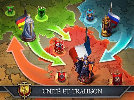 Télécharger Gods and Glory: War for the Throne APK MOD (Astuce) 4