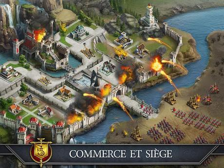 Télécharger Gods and Glory: War for the Throne APK MOD (Astuce) 2