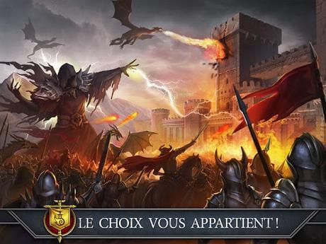 Télécharger Gods and Glory: War for the Throne APK MOD (Astuce) 5