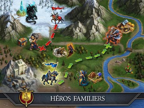 Télécharger Gods and Glory: War for the Throne APK MOD (Astuce) 1