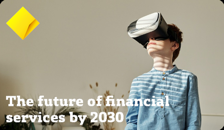 CommBank - The future of financial services