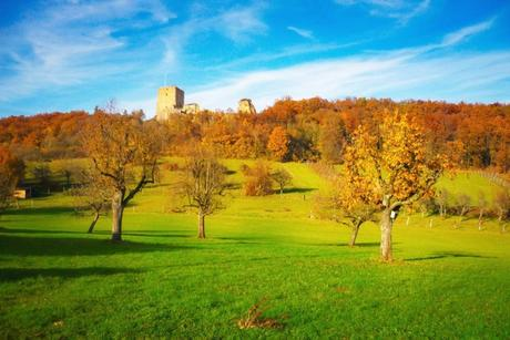 Jura alsacien - Château du Landskron © French Moments