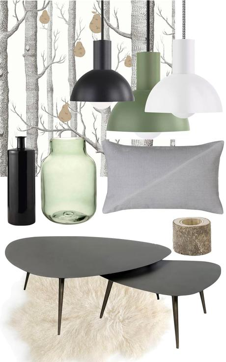 meubler décorer appartement montagne ski moderne - blog décoration intérieur - clem around the corner