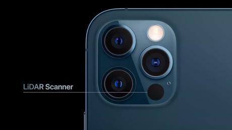 iPhone 13 : 1Go de stockage et le LiDAR sur tous les modèles ?