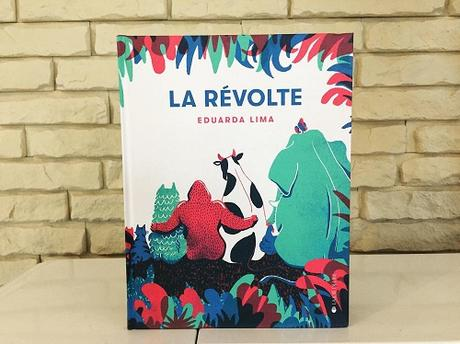La révolte – Eduarda Lima