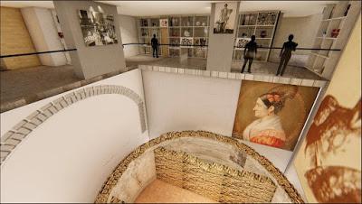 Un chantier archéologique de Monserrat s'ouvre à la visite [à l'affiche]