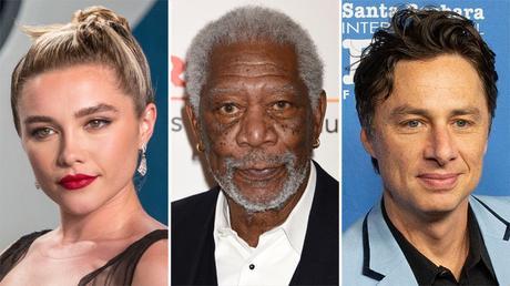 Florence Pugh et Morgan Freeman au casting de A Good Person signé Zach Braff ?