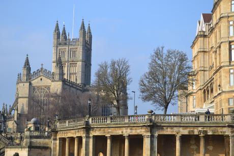 Mardi tourisme: Bath