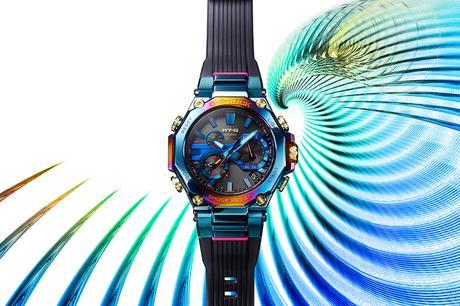 La nouvelle G-Shock MTG-B2000PH s'inspire du phoenix
