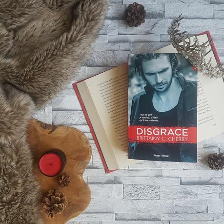 Disgrace - Brittainy C. Cherry