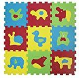 Meilleur tapis puzzle LUDI 1050