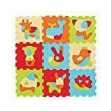 Meilleur tapis puzzle LUDI 10005