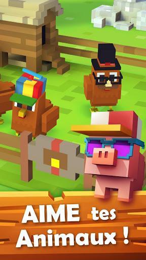 Code Triche Blocky Farm APK MOD (Astuce) 3