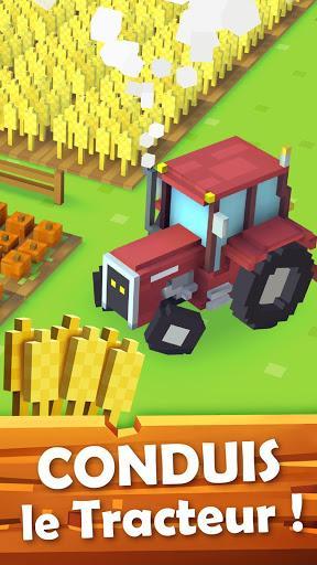 Code Triche Blocky Farm APK MOD (Astuce) 4