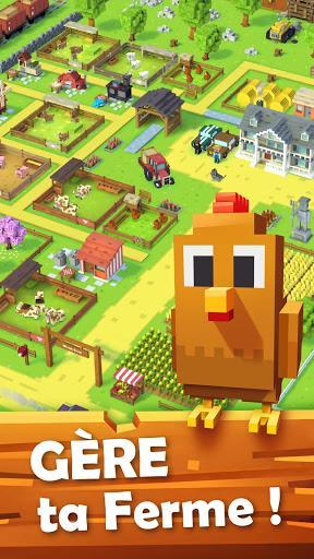 Code Triche Blocky Farm APK MOD (Astuce) 2