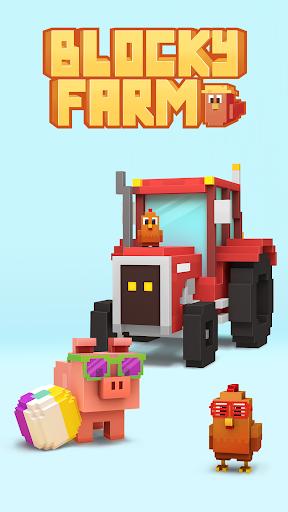 Code Triche Blocky Farm APK MOD (Astuce) 1