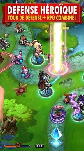 Code Triche Magic Rush: Heroes APK MOD (Astuce) 2