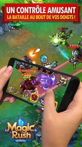 Code Triche Magic Rush: Heroes APK MOD (Astuce) 1