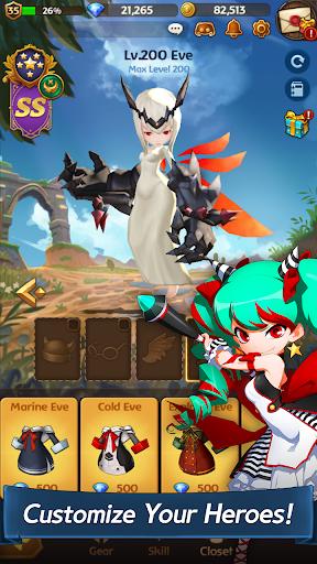 Télécharger Gratuit [RPG] Hello Hero: Epic Battle APK MOD (Astuce) 4