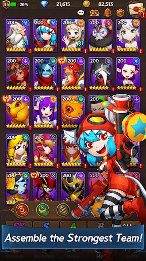 Télécharger Gratuit [RPG] Hello Hero: Epic Battle APK MOD (Astuce) 2