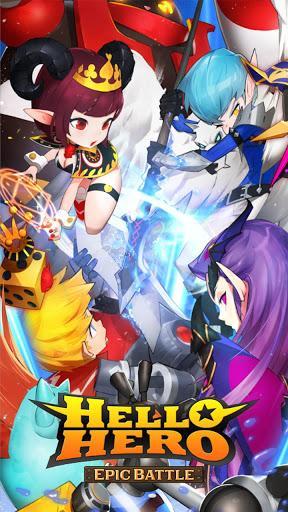 Télécharger Gratuit [RPG] Hello Hero: Epic Battle APK MOD (Astuce) 1