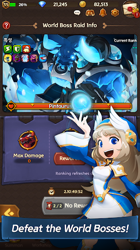 Télécharger Gratuit [RPG] Hello Hero: Epic Battle APK MOD (Astuce) 5