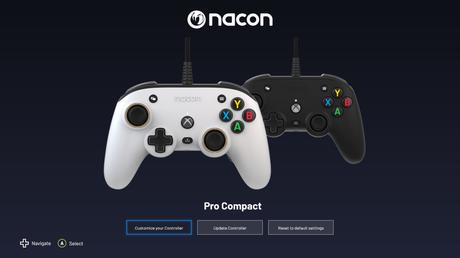 La manette Pro Compact Controller De Nacon arrive le 15 mars