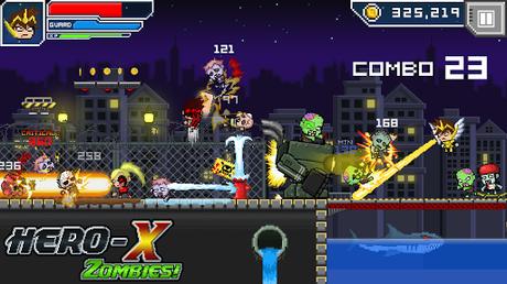 Télécharger Gratuit HERO-X: ZOMBIES!  APK MOD (Astuce) 6