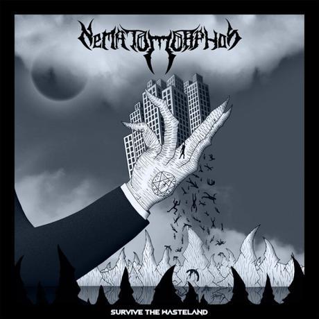 Nematomorphos - Survive the Wasteland (EP)