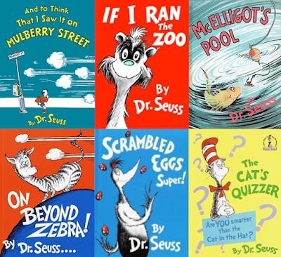 Six albums du Dr Seuss retirés du marché