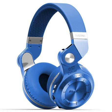 Оригинальный Bluedio T2 + Складная над ухом bluetooth наушники bt 4.1 Поддержка FM радио карты памяти функции Музыка для телефонные звонки