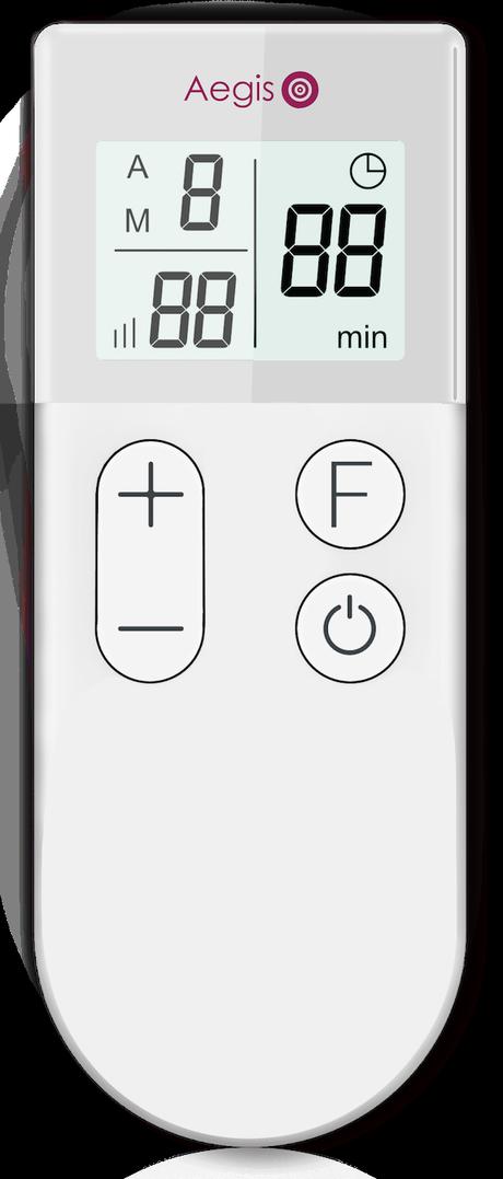 Aegis - White Remote Master