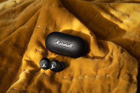 Marshall présente ses nouveaux écouteurs sans fil