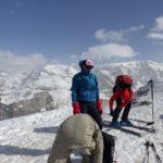 Petit Mont Blanc (2677m)