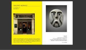 Le jeudi de la rue des Beaux-Arts —– un joli voyage avec l'Art.